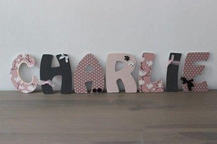 lettre chambre lettres en bois personnalisées prénom bébé enfant chambre