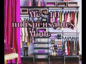 [parlons Mode #1] Mes 10 Indispensables De Ma Garde Robe