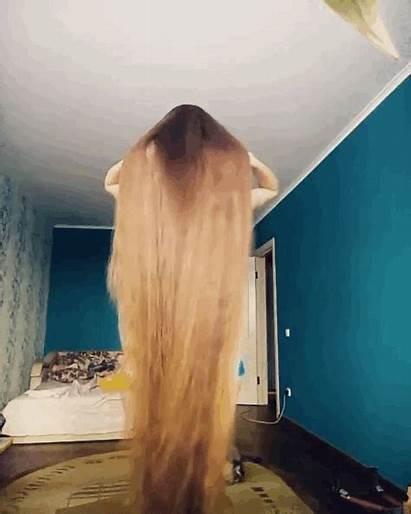 Rapunzel Hair She Looks Lot Ago Cutting