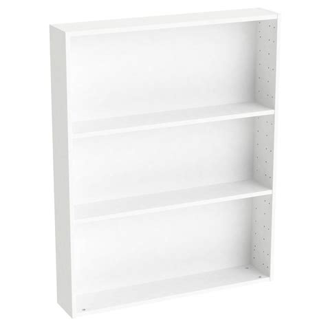 caisson armoire de cuisine caisson spaceo home 100 x 80 x 15 cm blanc leroy merlin