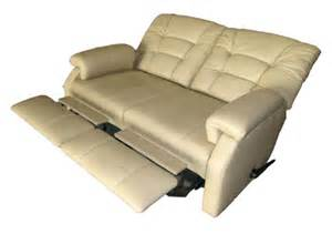 Power Sofa Recliners Leather by Lambright Superior Double Recliner