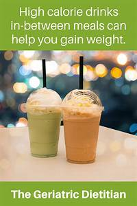 Pin On High Calorie Shakes