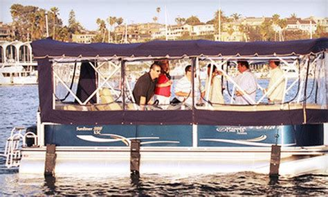 Luxury Pontoon Boats Newport Beach by Pontoon Boat Rental Newport Pontoons Groupon