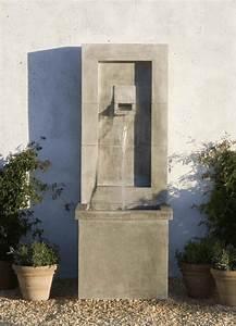 Balkon Wand Verschönern : wandbrunnen elegante ideen wie sie den au enbereich versch nern ~ Indierocktalk.com Haus und Dekorationen