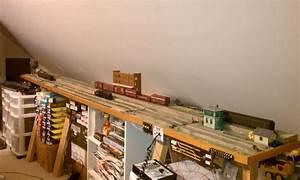 Ho Shelf Track Plans