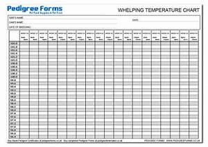 Free Puppy Whelping Forms For Dog Breeders Pedigree Forms