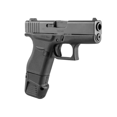 fab defense glock  polymer grip magazine extension  rounds