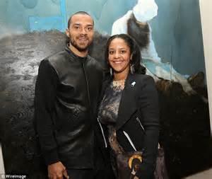 Grey's Anatomy's Jesse Williams and wife Aryn Drake-Lee ...