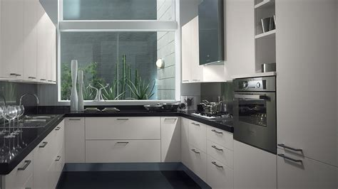Design Kitchens 2014 by Sleek Modern Kitchen Looks Like A Posh Contemporary Office