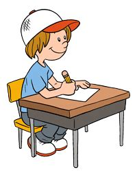 boy student working clipart blank decagon templates printable decagon shapes pdf