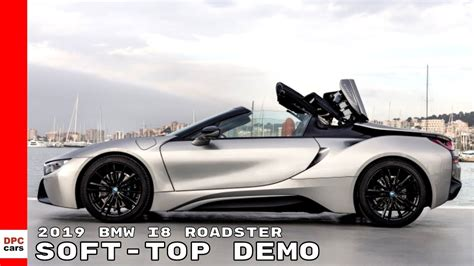 Bmw I8 Roadster Modification by 2019 Bmw I8 Roadster Soft Top Function Demo