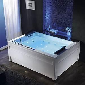 Baignoire Pour 2 : baignoire baln o 2 places rectangulaire baignoire baln o ~ Edinachiropracticcenter.com Idées de Décoration