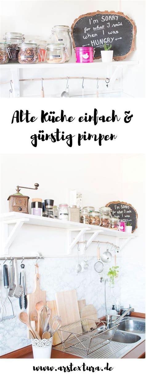 Alte Küche Verschönern by Kitchen Greens Und Ein Kleines K 252 Chen Makeover Diy