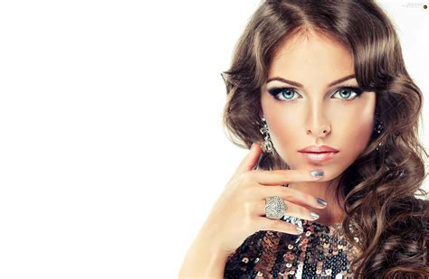 women   jewellery model  desktop wallpapers