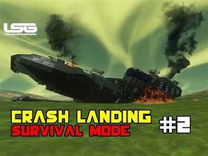 Space engineers - shipwrecked, how to survive in space ...
