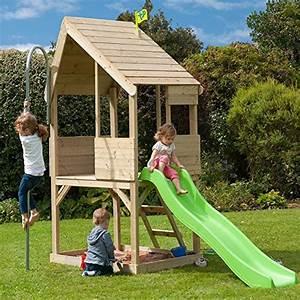 Maison De Jardin En Bois Enfant : tente et cabane pour enfants maj ~ Dode.kayakingforconservation.com Idées de Décoration