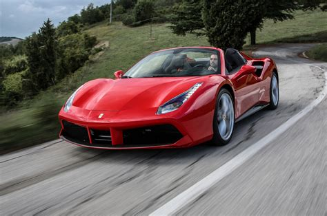 It was so good it nearly nabbed business insider's 2016 car of the year award. Eight Things You Didn't Know About the Ferrari 488 Spider