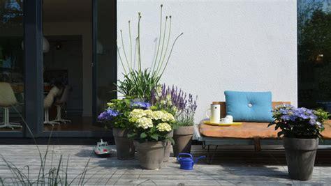 Schöne Pflanzen Für Die Terrasse by Terrassengestaltung Bilder Ideen