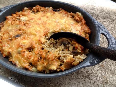 cuisiner les crozets recette du gratin de crozets aux chignons
