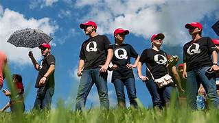 August Presidential Candidate National Poll Randomly Mentions Qanon…