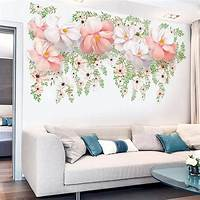great flower wall decals Large Flower Wall Decals – the treasure thrift