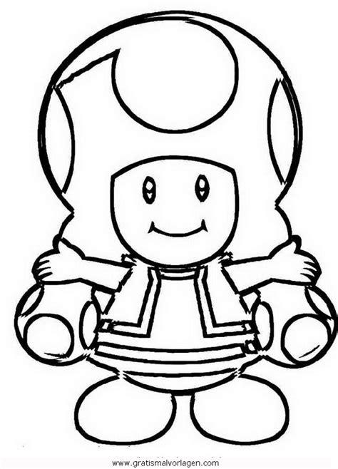 toadette  gratis malvorlage  comic trickfilmfiguren mario ausmalen