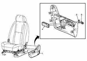 2008 Chevy Silverado Power Seat Wiring Diagram  2008 Chevy
