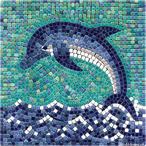 1000 images about dolphin mosaics on ceramics