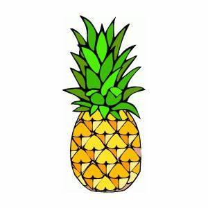 Pineapple Clip Art - ClipArt Best