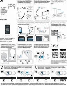 Sennheiser Electronic Cx6bt In