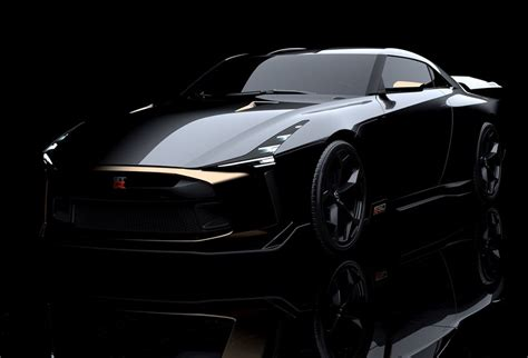 nissan gt  unveiled  ultra limited gt  prototype