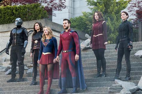 supergirl toutes les images du season finale battles