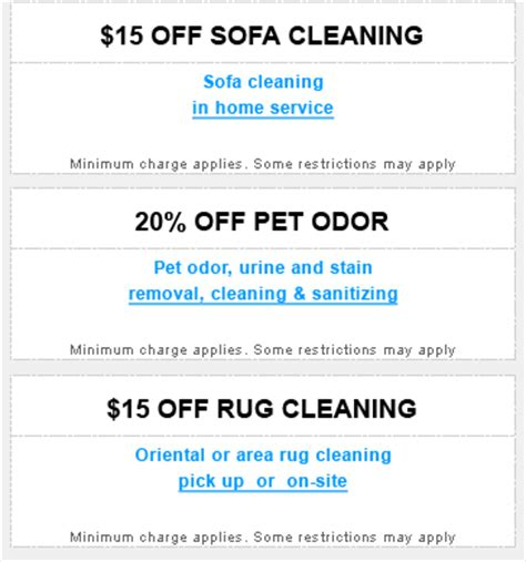 coit carpet cleaning prices
