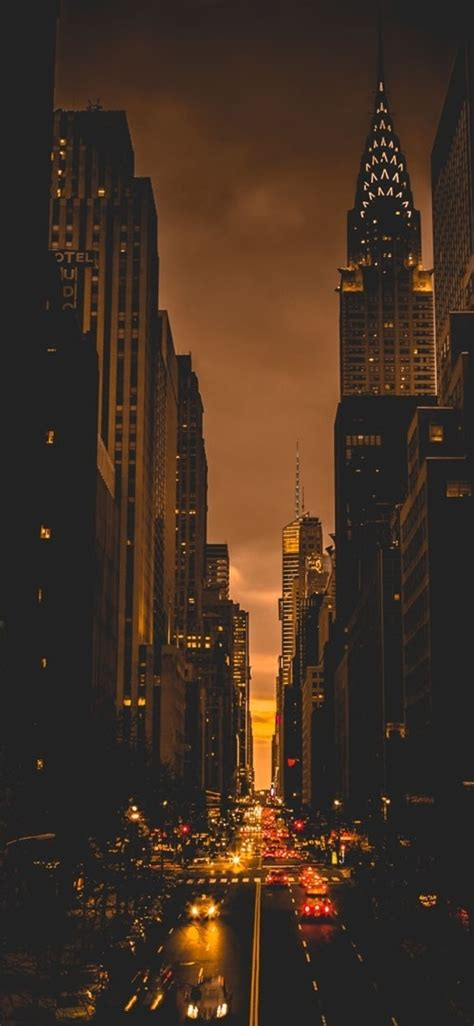 york city evening iphone xsiphone iphone