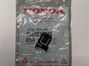 Genuine Honda Headlamp Assembly Upper Clip 33155