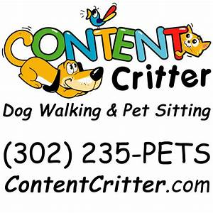 content critter pet sitters dog walking newark With dog sitting services near me