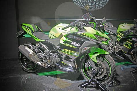 Sepeda Monor Ninyja by Kawasaki 250 My2019 Rilis Di Imos 2018 Fitur Pionir