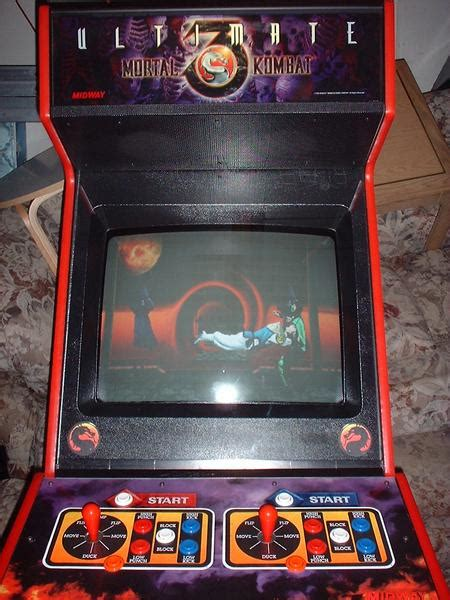 ultimate mortal kombat 3 videogame by midway games