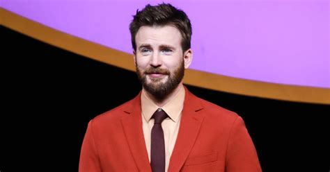 Chris Evans speaks out after accidentally leaking NSFW ...
