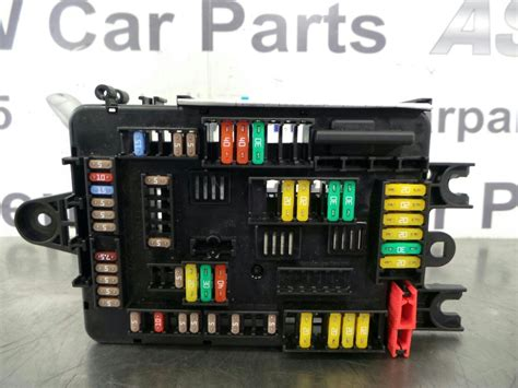 Bmw F22 Fuse Box by Bmw 1 Series F20 Fuse Box 9259466 9389070 Breaking For