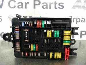 Bmw 1 Series F20 Fuse Box 9259466  9389070 Breaking For