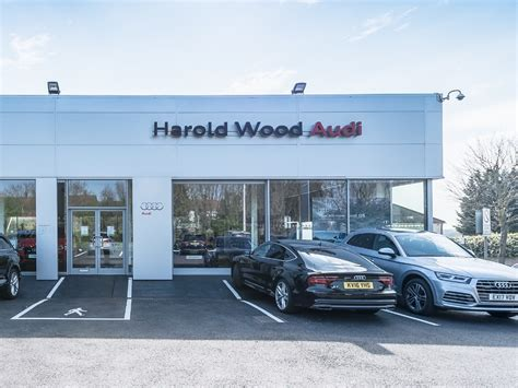 New & Used Audi Dealership In Romford