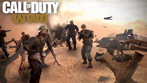 call  duty world war  zombies
