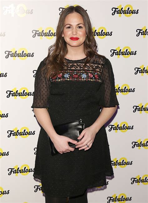 Giovanna Fletcher – Fabulous Magazine 10th Birthday Party ...