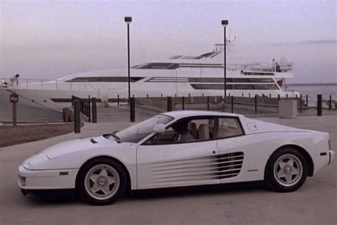 Miami Vice Testarossa by Miami Vice 1986 Testarossa Awesome Cars From