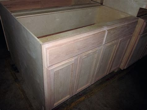 48 sink base cabinet wholesale kitchen cabinets ga 48 quot inch oak sink base
