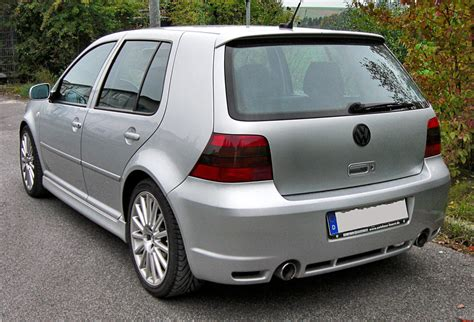 golf 4 r32 stoßstange vw golf 4 r32 technical details history photos on better