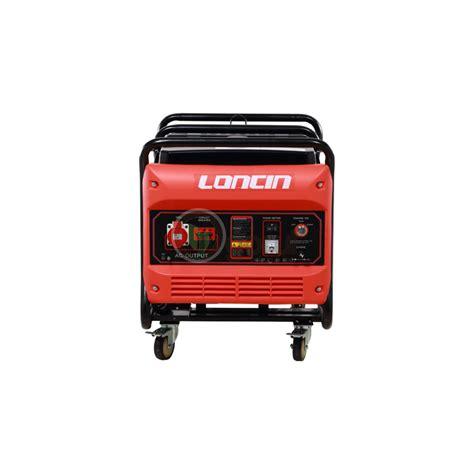 Motor Trifazic 4 Kw Pret by Generator De Curent O Mac Lc12000 1 Loncin Trifazic