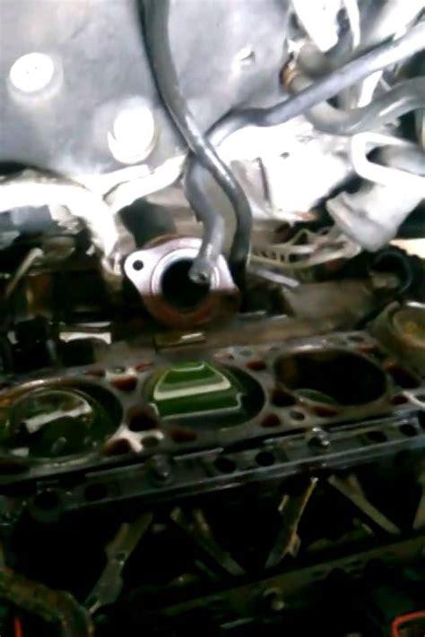 Chevy Impala Leaking Head Gasket Youtube