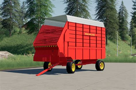 Download Fs19 Mods New Holland 716 Forage Wagon